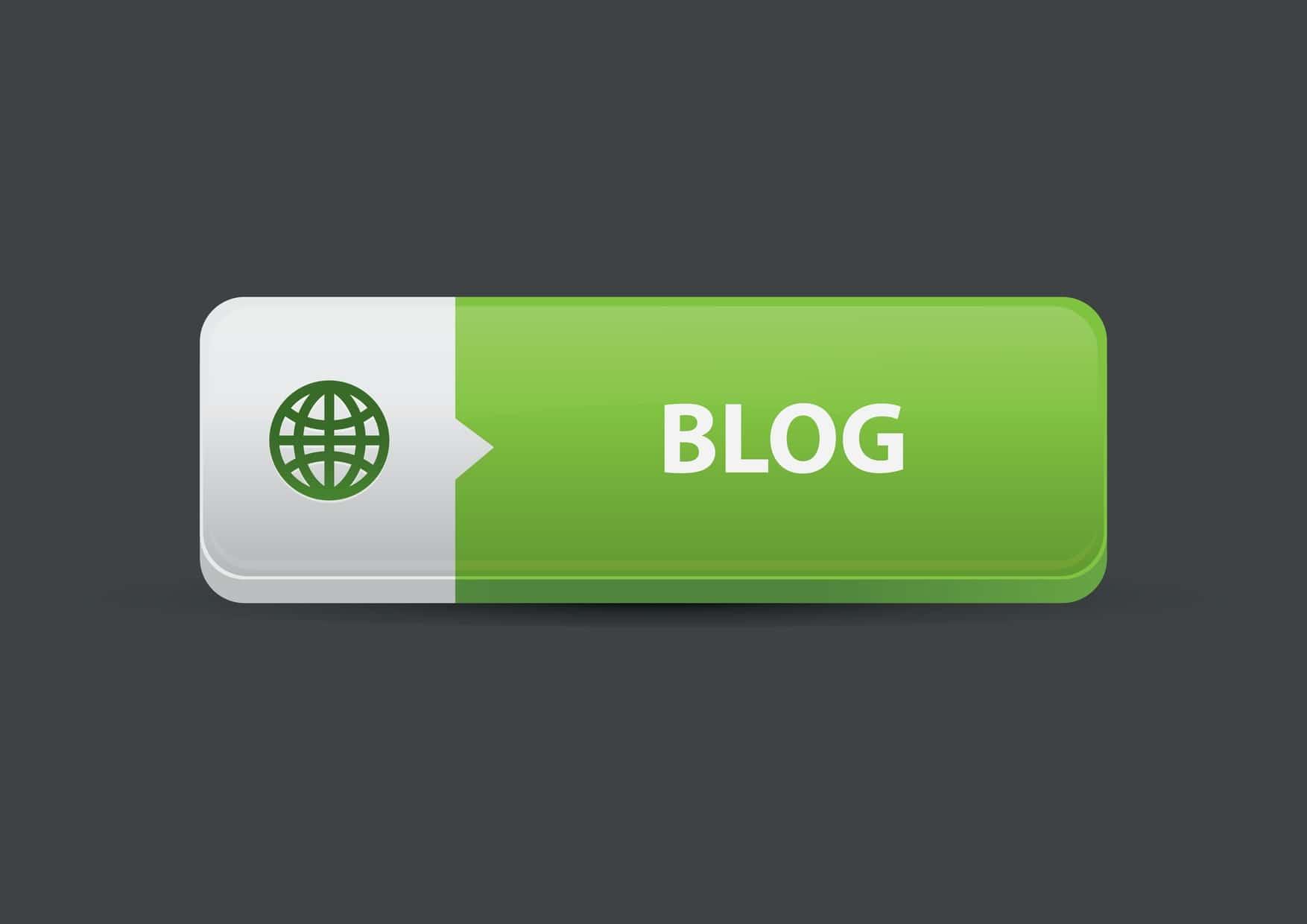 Imagen que es un blog para que sirve